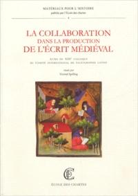 Herrad Spilling - la collaboration dans la production de l'écrit médiéval - Actes du XIIIe colloque du Comité international de paléographie latine (Weingarten, 22-25 septembre 2000).