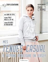 Herstin Schreyer - Mes tenues Casual - 15 patrons athleisure en jersey.