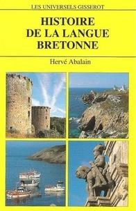 Ucareoutplacement.be Histoire de la langue bretonne Image