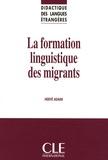 Hervé Adami - La formation linguistique des migrants.