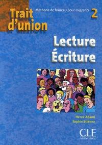 Galabria.be Trait d'union 2 Lecture Ecriture Image