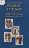 Hervé Aliquot et Robert Merceron - Armorial d'Avignon et du comtat venaissin.