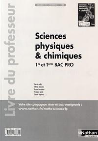 Deedr.fr Sciences physiques & chimiques 1re et Tle Bac Pro - Livre du professeur Image