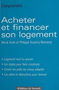 Hervé Autin et Philippe Auverny-Bennetot - .