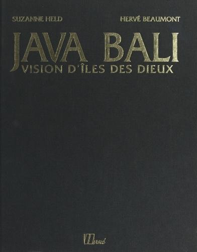 Java Bali. Vision d'îles des dieux