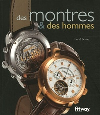 Hervé Borne - Des montres & des hommes.