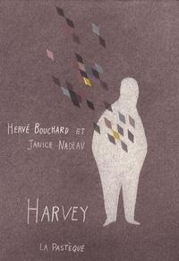 Hervé Bouchard et Janice Nadeau - Harvey - Comment je suis devenu invisible.