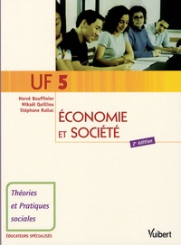 Hervé Bouffinier et Mikaël Quilliou-Rioual - UF 5 Economie et société.