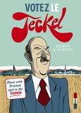 Hervé Bourhis et Grégory Mardon - Le teckel  : Votez le Teckel.
