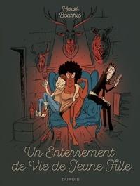 Hervé Bourhis - Un enterrement de vie de jeune fille (réédition).