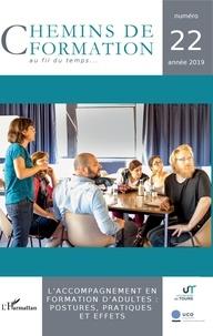 Hervé Breton et Bertrand Bergier - Chemins de formation N°22 : L'accompagnement en formation d'adultes : postures, pratiques et effets.