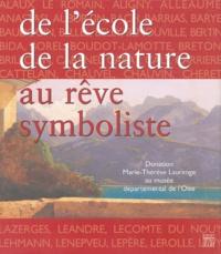 Histoiresdenlire.be De l'école de la nature au rêve symboliste : l'esprit d'une collection Image
