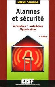 Alarmes et sécurité - Conception, installation, optimisation.pdf