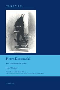 Hervé Castanet - Pierre Klossowski - The Pantomime of Spirits.