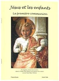 Hervé Catta - Jésus et les enfants - La première communion.