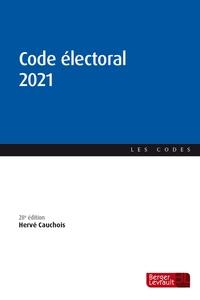 Hervé Cauchois - Code électoral.
