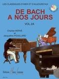Hervé Charles et Jacqueline Pouillard - De Bach à nos jours.