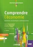 Hervé Charmettant et Georges Sébastien - Comprendre l'économie - Questions économiques contemporaines.