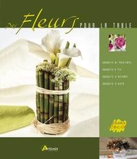 Hervé Chaumeton - Des Fleurs pour la table.