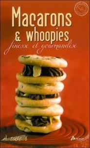 Hervé Chaumeton - Macarons et whoopies - Finesse et gourmandise.