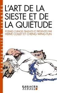 Hervé Collet - L'art de la sieste et la quiétude.