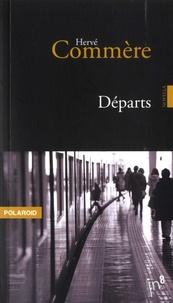 Hervé Commère - Départs.