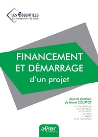 Hervé Courtot et Amine Boulenouar - Financement et démarrage d'un projet.