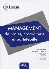 Hervé Courtot - Management de projet, programme et portefeuille.