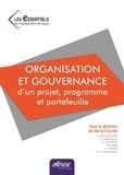 Hervé Courtot et Abdelhamid Bouleouar - Organisation et gouvernance d'un projet, programme et portefeuille.