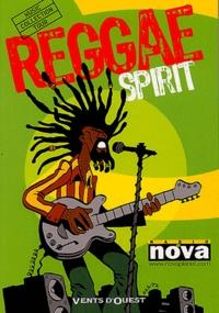 Hervé Crespy et  Brüno - Reggae Spirit. 1 CD audio