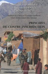 Hervé de Courrèges et Emmanuel Germain - Principes de contre-insurrection.