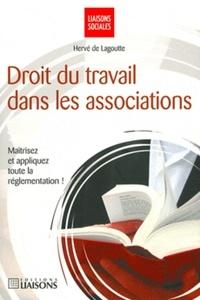 Deedr.fr Le droit du travail dans les associations - Maîtrisez et appliquez toute la règlementation Image