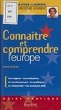 Hervé Deguine - Connaître et comprendre l'Europe.