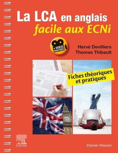 La LCA en anglais facile aux ECNi. Fiches théoriques et pratiques