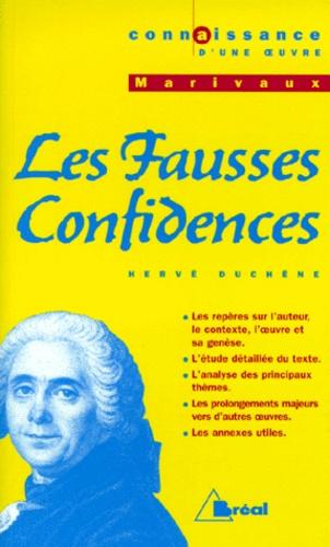 """Hervé Duchêne - Marivaux, """"Les fausses confidences""""."""