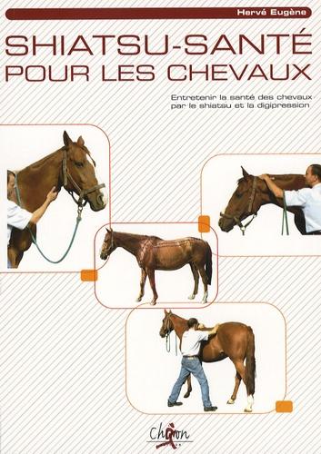 Hervé Eugène - Shiatsu-santé pour les chevaux - Entretenir la santé des chevaux par le shiatsu et la digipression.