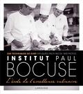 Hervé Fleury - Institut Paul Bocuse - L'école de l'excellence culinaire, 250 techniques de chef expliquées pas à pas en 1800 photos.