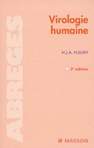 Histoiresdenlire.be VIROLOGIE HUMAINE. 3ème édition Image