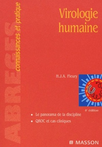 Galabria.be Virologie humaine. 4ème édition Image