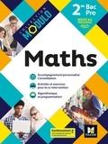 Hervé Gabillot et Laurent Breitbach - Maths 2de Bac Pro.