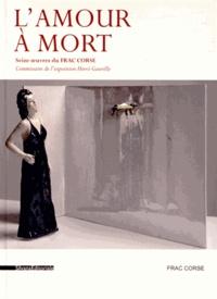 Hervé Gauville - L'amour à mort - Seize oeuvres du FRAC Corse.