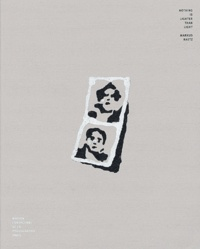 Hervé Gauville et Jean-Luc Monterosso - Nothing is lighter than light - Markus Raetz.