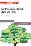 Hervé Gbego - Mettre en place la RSE dans les PME.