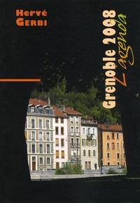 Hervé Gerbi et Milène Baud - L'agenda Grenoble 2008.