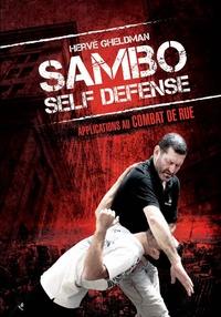 Accentsonline.fr Sambo self defense - Applications au combat de rue Image