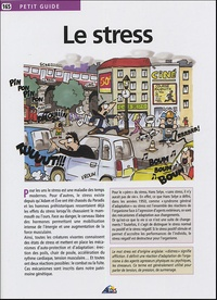 Hervé Golliard et  Jala - Le stress.