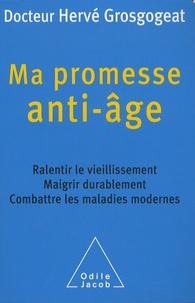 Histoiresdenlire.be Ma promesse anti-âge Image