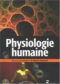 Hervé Guénard - Physiologie humaine.