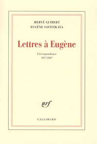 Histoiresdenlire.be Lettres à Eugène - Correspondance 1977-1987 Image