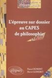 Hervé Guineret et Pascal Dumont - .